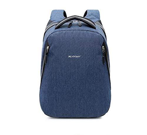 Preisvergleich Produktbild Laptop Rucksack,  15, 6 Zoll Wasserdicht Schulrucksack Daypack,  Unisex Business Reise Schule Notebook Rucksack Für Herren Damen, Blue