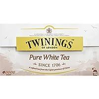 Twinings of London Té Blanco 25 saquitos