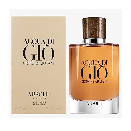 Armani Giorgio armani acqua di gio absolu eau de parfum spray 75ml