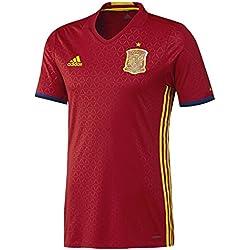 adidas 1ª Equipación Selección Española de Fútbol Euro 2016 - Camiseta oficial, talla M Authentic