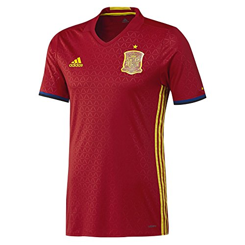 Adidas UEFA Euro 2016 Spain Home Authentic