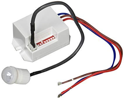 Mini Detector de Movimiento empotrable