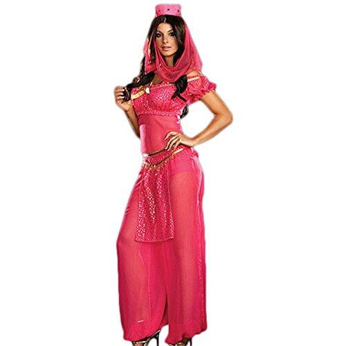 Waooh 69 - Kostüm Tausend Und Eine Nacht Smen - Rosa, (Arabian Für Kostüme Nights Damen)