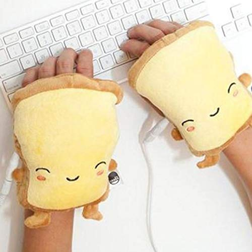 Chauffe-Mains USB Brioche - Cadeau Maestro