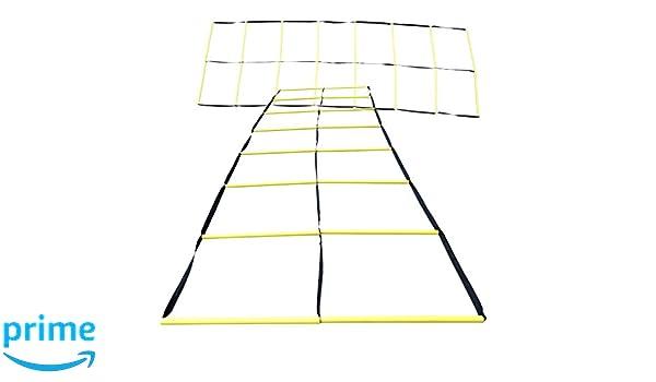 BodyRip Agility Training Speed Ladder 3.3M Double Design
