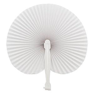 eBuyGB 1258806 - Bolsa de papel de mano para regalo de boda (color blanco)