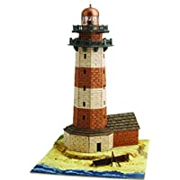 DOMUS KIT MAQUETA FARO 2. ESCALA 1:87 (H0). Dimensiones mm 235x300x355. 40211