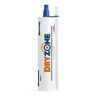 Dryzone Crema Contra la Humedad 310ml – Crema de Inyección Contra la Humedad para Tratamiento de la Humedad Ascendente