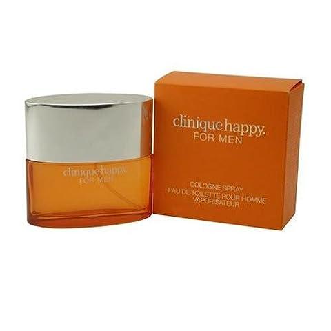 Clinique Happy Men homme / men, Eau de Toilette, Vaporisateur / Spray 50 ml, 1er Pack (1 x 50 ml)