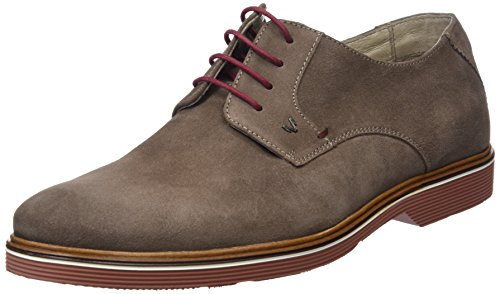 Martinelli Bowie 1204-1153x, Zapatos Con Cordones Derby Man Beige (taupe)