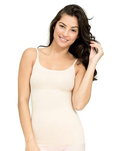 Spanx Damen Thinstincts Convertible CAMI Formendes Top, Beige (Soft Nude 0), 42 (Herstellergröße: L) -