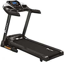 Powermax Fitness TDM-110S 2.0 HP Semi-Auto Lubrication Motorized Treadmill