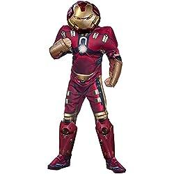 Rubies Deluxe Hulk Buster Iron Man Costume M