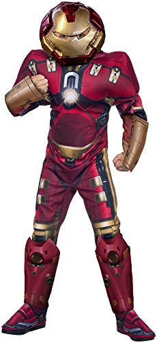 Rubies Deluxe Hulk Buster Iron Man Costume M