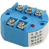 Sourcingmap - Sensor de temperatura pt100 de salida 0-100c transmisor 24vdc 4-20ma