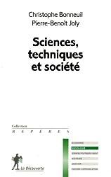 Sciences, techniques et société