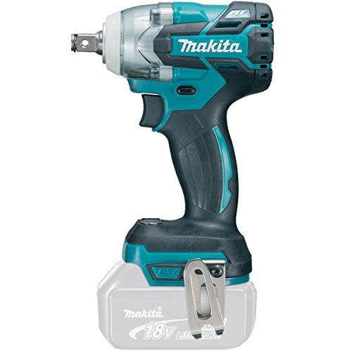 Makita boulonneuse à chocs 18 V Li-Ion 4 Ah 280 Nm