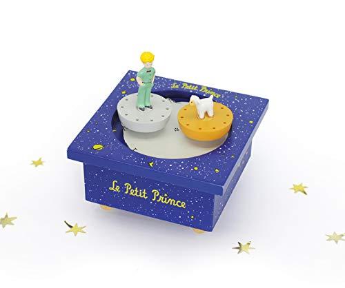 Trousselier 95230 Dreh-Spieluhr Kleiner Prinz, mehrfarbig (singt Nachtmusik von Mozart) - 4