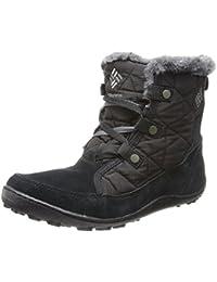 Columbia Minx Shorty Omni-Heat, Chaussures Multisport Outdoor femme, Noir (010), 41 EU (8 UK)