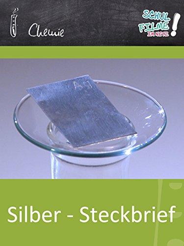 Silber - Steckbrief - Schulfilm Chemie