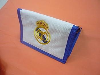 Offiziell Lizensierte Original Fc Real Madrid Geldbörse Geldbeutel Mit Kette – Lizensierter Real Madrid Fanartikel 1
