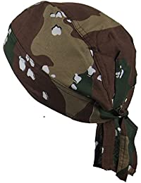 Fitted BANDANA Desert Camouflage