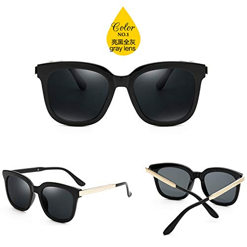 TJJQT Sonnenbrillen Sonnenbrille Damen Herren Runde Bonbons Linse Lady Runde Sonnenbrille Classic Goggle