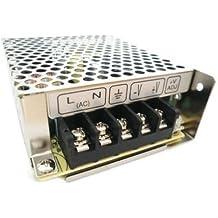 Alimentatore trasformatore stabilizzato contro sovracarichi, corto circuiti,sovratemperature 10A DC 12V