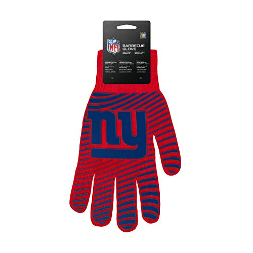The Sports Vault Corp TSV New York Giants NFL Barbecue Grillhandschuh, One Size