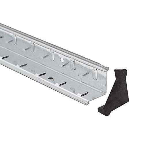 Lagerregal verzinkt belastbar bis 875 kg – Maße: 180 x 90 x 40 cm Regal Steckregal Kellerregal Werkstattregal Schwerlastregal - 4
