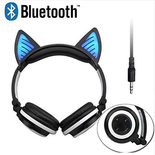 Auriculares diadema micrófono control volumen, Bluetooth