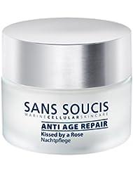 Sans Soucis Anti Age Repair Kissed by a Rose Nachtpflege, 1er Pack (1 x 0.05 l)