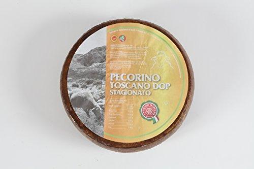 CASEIFICIO MAREMMA - Formaggio Pecorino Toscano DOP Stagionato (2,5-3 kg. circa)