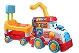 Interaktives Rutschauto Lokomotive Rutscher Baby Car Kinderfahrzeug Spielzeug Walker