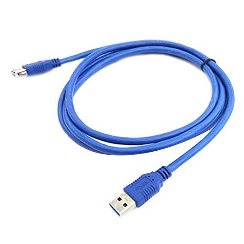1.5m USB 3.0 Super Speed micro Adapter Kabel Verlängerungskabel- A-Stecker zu micro B-Stecker