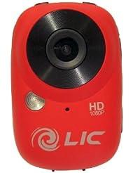 "Liquid Image Appareil photo/Caméra Caméscope autonome HD ""EGO"", 1080p, WiFi, 12MP,"