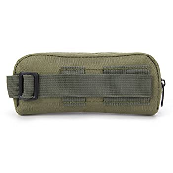 Huntvp Tactical Glasses Case Portable Molle Sunglasses Eyeglass Pouch Holder Army Green 5