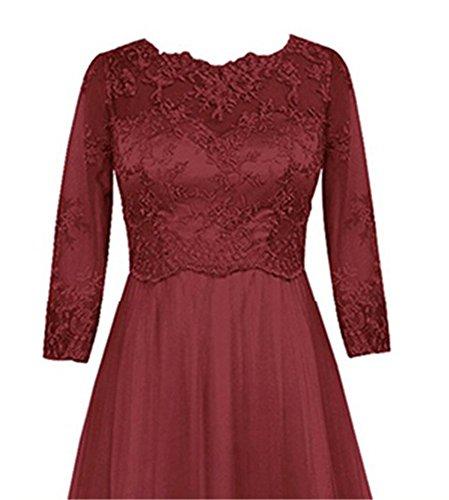 Drasawee Damen Empire Kleid 1#