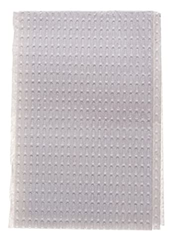 Medline NON24358W 3-Ply Tissue/Poly Professional Towels, 13