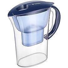 Zanmini Jarra de Agua Filtrada, Jarra con filtro de agua, Jarra de agua con