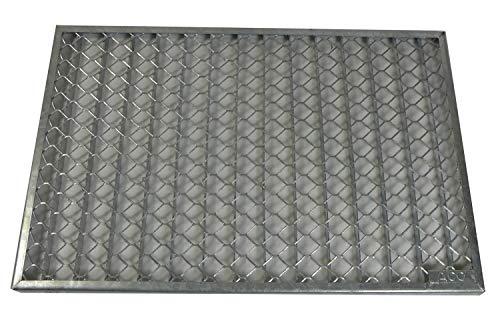 ACO 60x40cm Vario Streckmetallrost Gitterrost Eingangsrost Normrost Abstreifer Rost