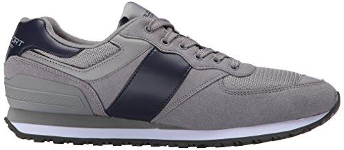 Polo Ralph Lauren Slaton poney Fashion Sneaker Basic Grey/Newport Navy