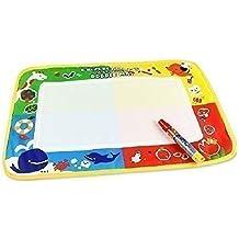 Rangebow Aqua acqua opaco 45 x 29cm apprendimento Doodle acqua magica penna pittura di disegno per bambini - animali