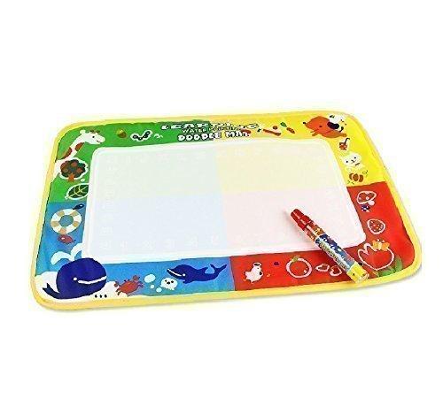 rangebow-aqua-water-drawing-mat-45-x-29cm-learning-doodle-magic-water-painting-pen-kids-animals