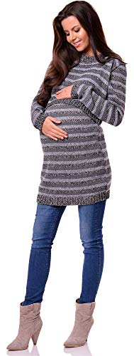 Mamalicious Mlcharlot L//S Knit Cardigan Donna
