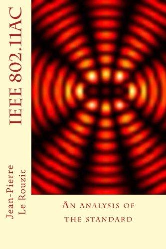 IEEE 802.11ac: An analysis of the standard