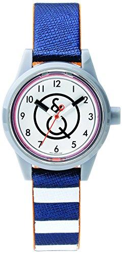Citizen–Reloj de pulsera unisex Smile Solar analógico de cuarzo plástico RP01j003y