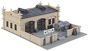Piko 131382 Parte y Accesorio de juguet ferroviario Construcción - Partes y Accesorios de Juguetes ferroviarios (Construcción, Faller, 109 Pieza(s),, 172 mm, 235 mm)