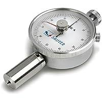 Sauter HBA 100–0. Dispositivo de prueba de dureza Shore A 0–100H a 5,72
