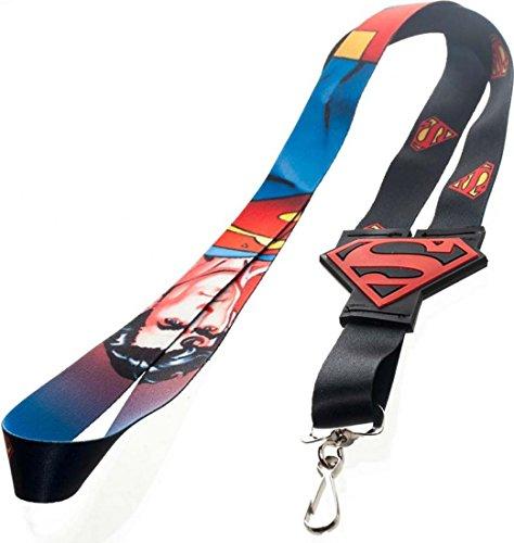 Preisvergleich Produktbild Superman - Classic Logo Lanyard